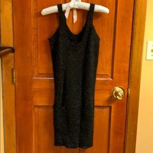 Kensie ribbed sweater dress